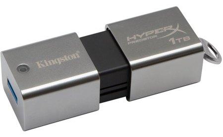 Kingston alcanza el terabyte en sus memorias USB