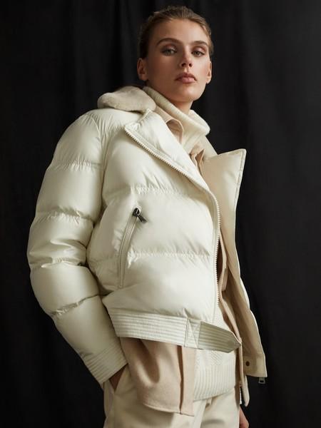 Massimo Dutti nos trae una colección de Apreski que te enamorará tanto si te gusta esquiar como si no