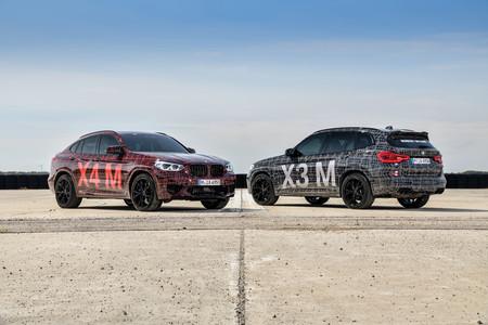 BMW X3 M y X4 M 2019