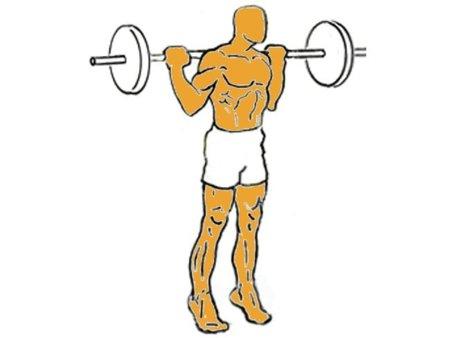 Musculación para corredores (IV): elevación de talones