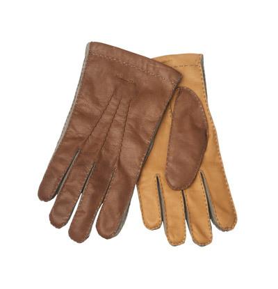 guantes de piel massimo dutti