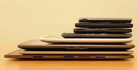 Smartphones Pantallas
