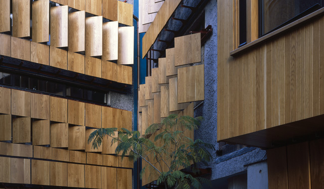 Un edificio de arquitectura singular en Notting Hill convertido en alojamientos turísticos