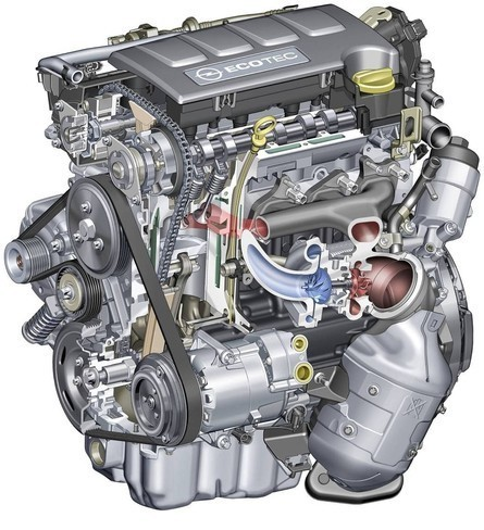 Motor 1.4 Ecotec