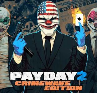 Anunciado Payday 2: Crimewave Edition para PS4 y Xbox One