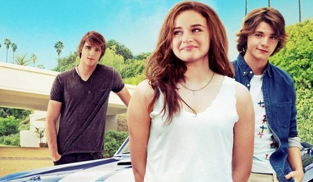 'Mi primer beso': la comedia romántica de Netflix va de más a menos para acabar sumida en la mediocridad