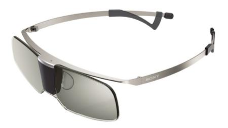 Gafas 3D Sony Bravia 2012