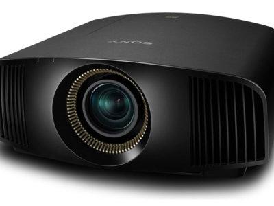 Sony ya tiene nuevo proyector 4K de gama alta, el VPL-VW550ES