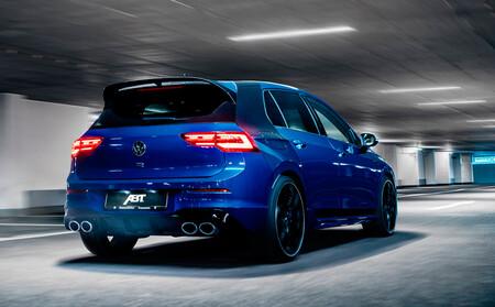 ABT embrutece aún más los Volkswagen Golf deportivos: el Golf R llega hasta los 384 CV