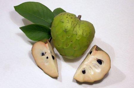 Época de chirimoyas: una buena forma de obtener micronutrientes