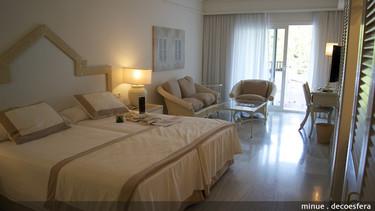 Iberostar Coral Beach en Marbella, un cálido hotel de playa de estilo colonial