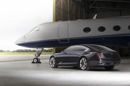 2016 Cadillac Escala Concept Exterior