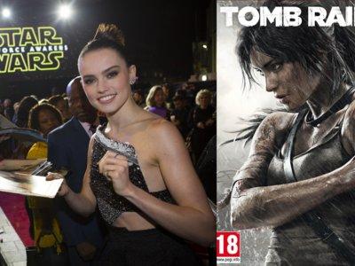 """Daisy Ridley, de 'Star Wars' a 'Tomb Raider' mientras defiende su físico de """"mujer real"""" (ACTUALIZADO)"""