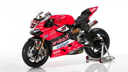 Ducati Panigale R Wsbk 2018 4