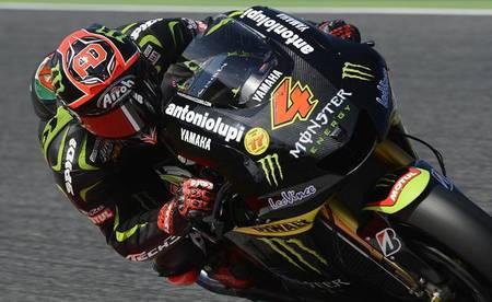 MotoGP 2012: Andrea Dovizioso el más rápido en los test del Circuito de Montmeló