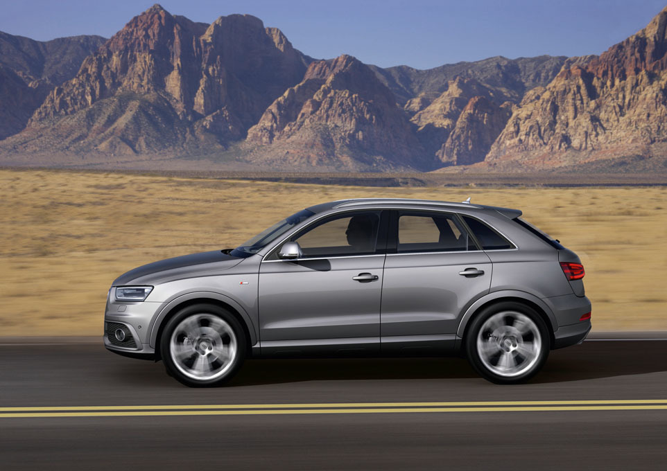 Foto de Audi Q3 oficial (17/31)