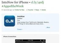 Previsualización de aplicaciones de la App Store en Twitter