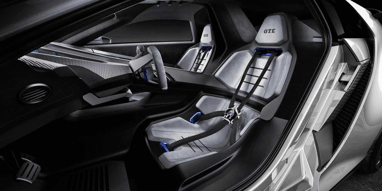Foto de Volkswagen Golf GTE Sport Concept (17/43)