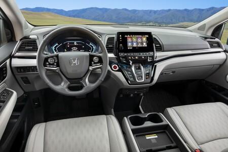 Honda Odyssey 2021 Minivan Precio Mexico 13