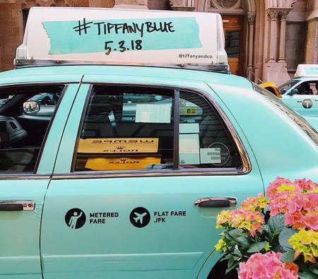 El azul Tiffany tiñe Nueva York (y la ciudad nos gusta aún más de lo que ya lo hacía)