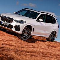 La nueva generación del BMW X5 rompe el silencio con sus primeras fotos oficiales
