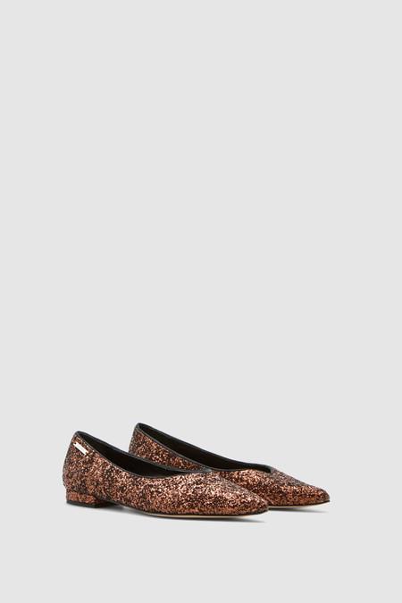 Zapatos Glitter Cortefiel