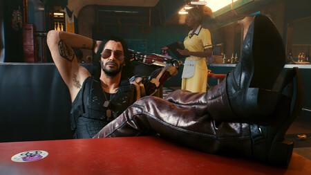 CD Projekt RED ha eliminado el mod de Cyberpunk 2077 que permitía mantener relaciones sexuales con el personaje de Keanu Reeves