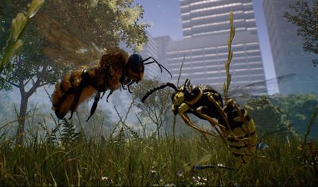 Así es Bee Simulator, una peculiar propuesta que nos hará vivir el día a día de una abeja