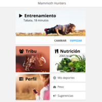 Mammoth Hunters, una app para la paleovida