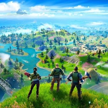 Fortnite ha vuelto a la vida: el Capítulo 2 ha comenzado y ya puedes jugar en el nuevo mapa. Estas son las novedades