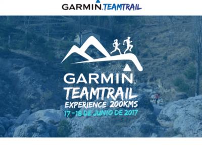 Garmin Teamtrail Experience: una carrera en formato non stop para hacer 200 kilómetros sin parar