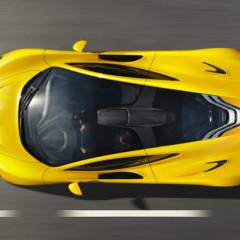 Foto 2 de 9 de la galería mclaren-p1-amarillo en Motorpasión