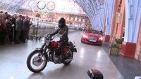 La última novela de James Bond, presentada en Londres