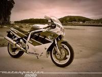 Aquellas maravillosas motos: prueba Suzuki GSX-R 750 (características)