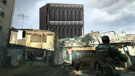 'Call of Duty: Modern Warfare 2' tiene un modo en tercera persona. Imágenes y vídeo