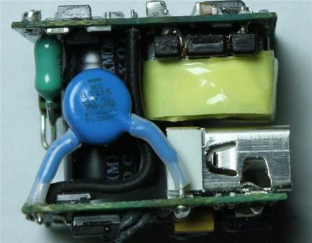 Cargador Iphone Destripado