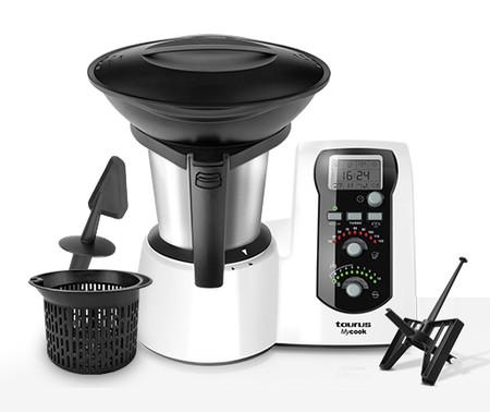 Aprovecha el prime day para hacerte con el robot de cocina for Robot de cocina para amasar