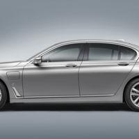 Ya hay precios para los BMW Serie 7 de la gama iPerformance