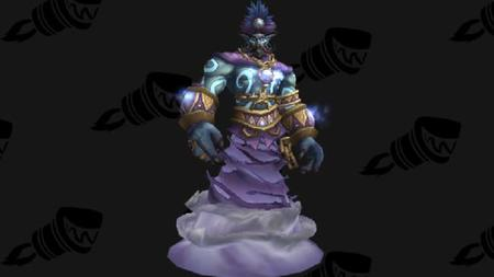 Robin Williams es encontrado en WoW por fans