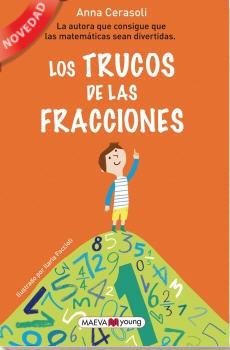 'Los trucos de las fracciones': un libro para que los niños se acerquen a las matemáticas de forma divertida