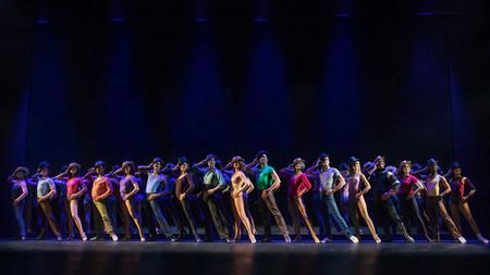 Chorus Line Antonio Banderas