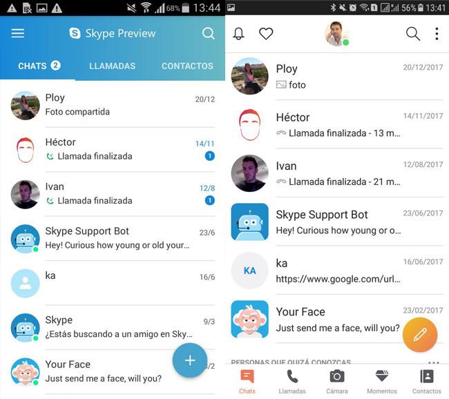 Skypeprevv