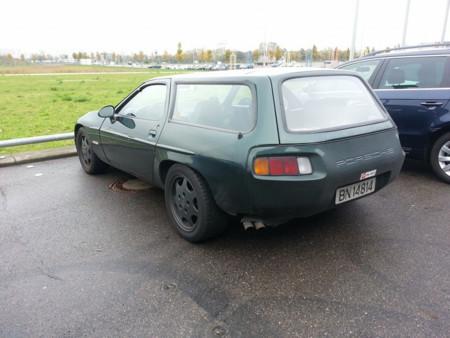 Porsche 928 Kombi Artz