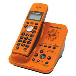 Teléfonos inalámbricos de colores de Panasonic