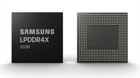Samsung empieza a fabricar su RAM de 12GB LPDDR4X que estrenará el Galaxy S10+