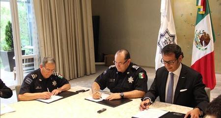 La Policía Federal y Microsoft firman convenio de seguridad
