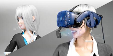 Lo último de HTC Vive es un rastreador facial para capturar las expresiones de nuestra cara en realidad virtual