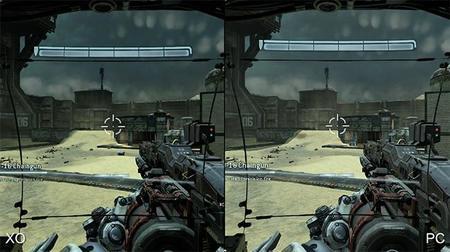 Las 2 versiones de Titanfall puestas a prueba en un video
