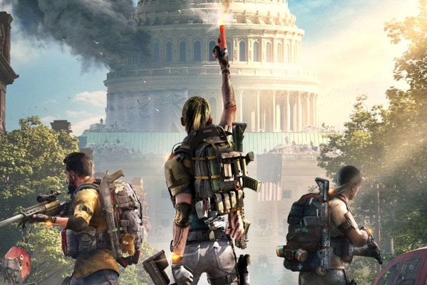 Division 2 will deliver the original 4K, HDR and Spatial