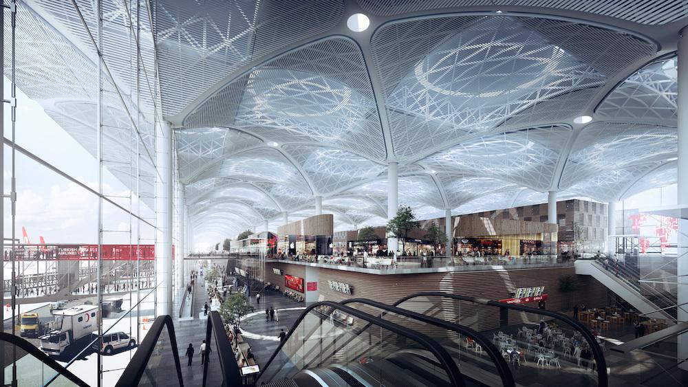 Foto de Nuevo aeropuerto de Estambul (3/6)